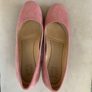 Naturalizer Shoes - Naturalizer Whitney Blush Pink Pumps